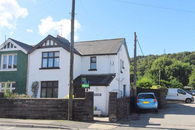 Thumbnail Semi-detached house for sale in Cardiff Road, Hawthorn, Pontypridd