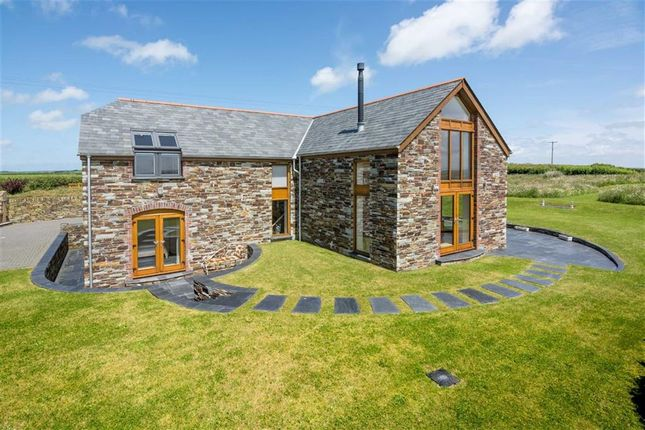 Thumbnail Property for sale in Launcells, Nr Bude, Cornwall