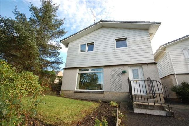 Thumbnail Detached house to rent in Howieson Green, Uphall