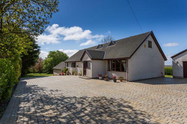 Thumbnail Detached house for sale in Haven Lea, 39 Chapel Lane, Overton, Heysham, Lancashire