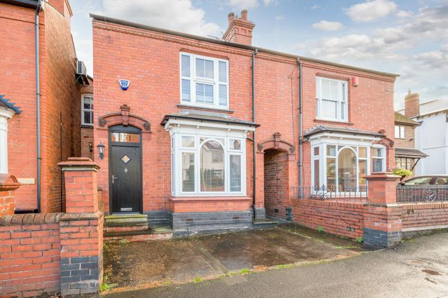 4 bed semi-detached house to rent in Vicarage Road, Wollaston, Stourbridge DY8