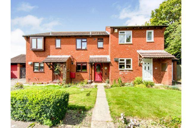 Thumbnail Terraced house for sale in Avenell Road - Wanborough, Swindon