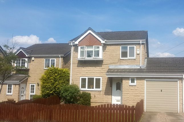Thumbnail Link-detached house for sale in Millstone Rise, Liversedge, West Yorkshire