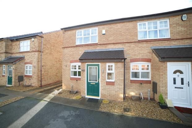 Thumbnail Semi-detached house for sale in Eastwood Drive, Donnington, Telford