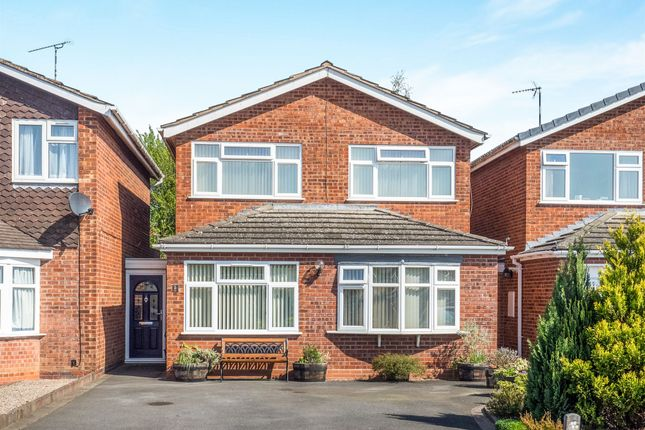 Thumbnail Detached house for sale in Brese Avenue, Warwick