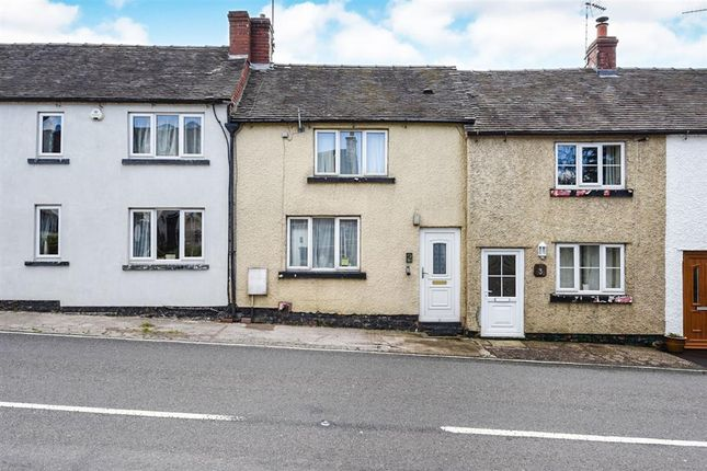 Thumbnail Terraced house for sale in Main Road, Middle Mayfield, Ashbourne