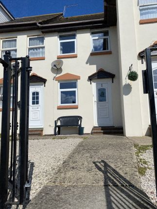 Thumbnail Terraced house to rent in Cliff Court, Dawlish, Devon