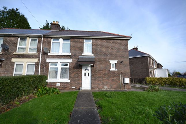 Thumbnail Semi-detached house for sale in St. Andrews Road, Barry