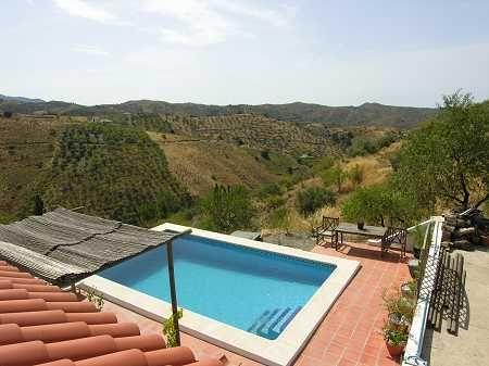 Views of Spain, Málaga, Sedella