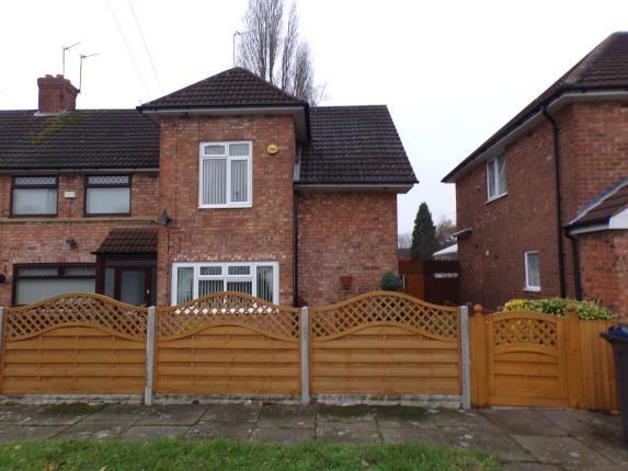 Thumbnail Property for sale in Sheddington Road, Erdington, Birmingham, West Midlands