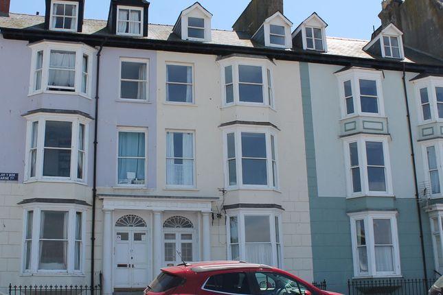 Thumbnail Maisonette to rent in Maisonette Flat, 16 Marine Terrace, Aberystwyth