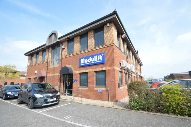 Thumbnail Office to let in Unit 11 New Fields Business Park, Poole