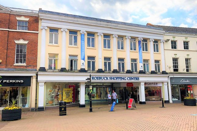 Thumbnail Retail premises to let in The Roebuck Shopping Centre, High Street, Newcastle-Under-Lyme, Staffordshire
