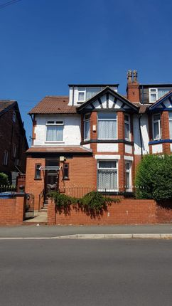 Thumbnail Semi-detached house for sale in Merrybower Road, Salford