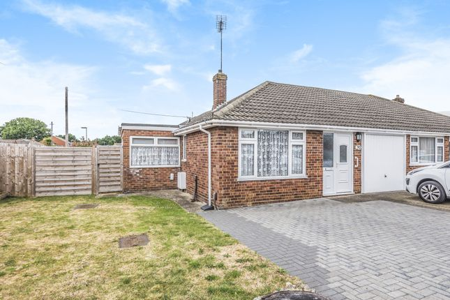 Semi-detached house for sale in Watts Road, Hampshire