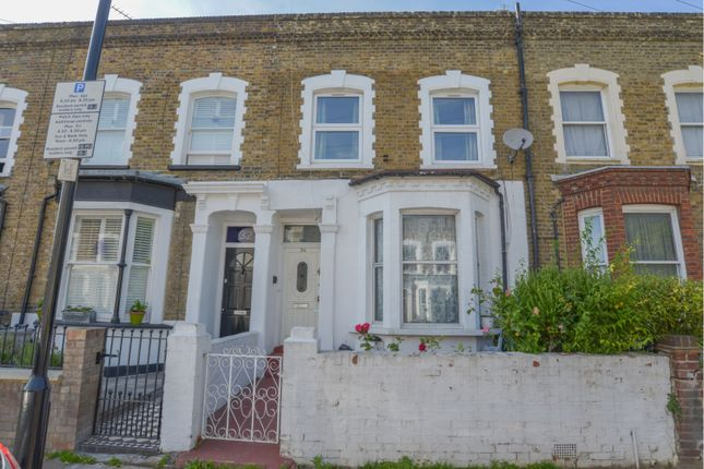 Thumbnail Terraced house for sale in Thorpedale Road, London