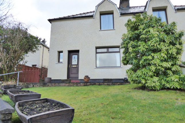 Thumbnail Semi-detached house for sale in 33, Mamore Crescent, Fort William