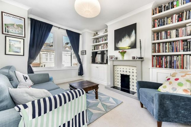 Thumbnail Flat for sale in Fairlight Road, London