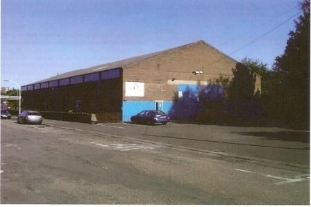 Thumbnail Warehouse for sale in Half Share Warehouse Investment, Hasland Road, Chesterfield