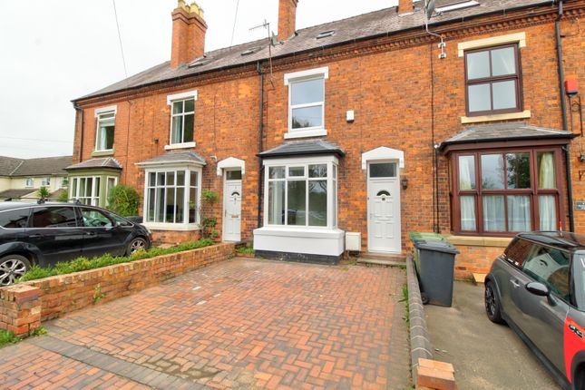 Thumbnail Terraced house for sale in Worcester Road, Stourport-On-Severn