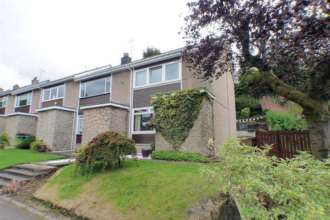 Thumbnail End terrace house for sale in Busby Road, Carmunnock, Glasgow