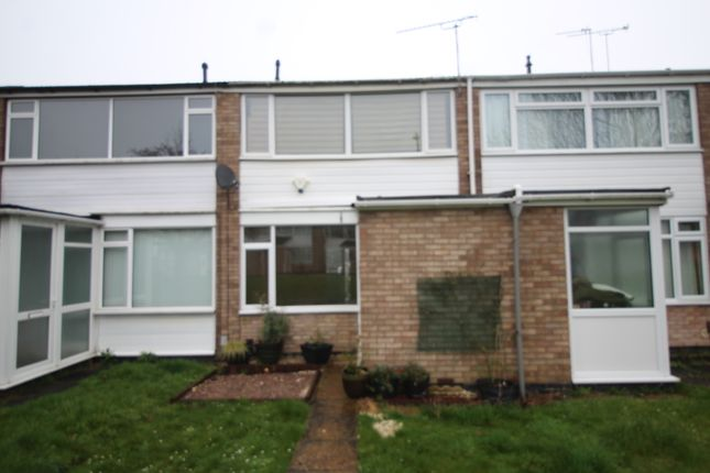 Thumbnail Semi-detached house to rent in Somerly Close, Binley, Coventry