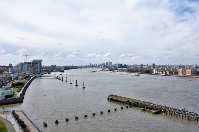 Flat for sale in Erebus Drive, London