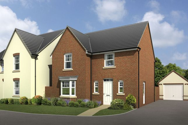 "Thumbnail Detached house for sale in ""Shenton"" at Wonastow Road, Monmouth"