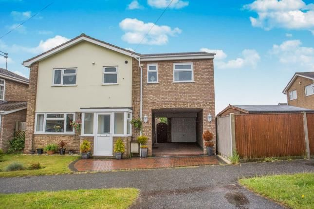 Thumbnail Detached house for sale in Bradwell, Great Yarmouth, Norfolk