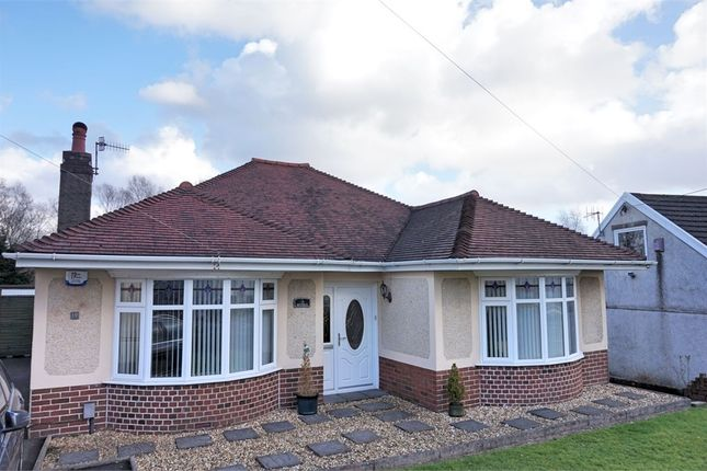 Thumbnail Detached bungalow for sale in Compton Road, Neath, West Glamorgan