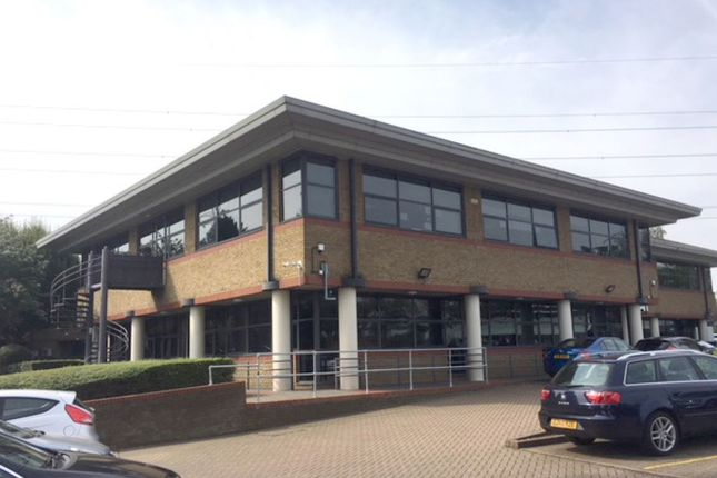 Thumbnail Office to let in Crossways Business Park, Dartford