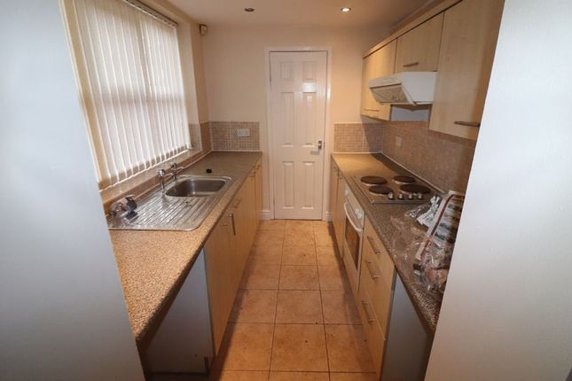 Thumbnail Terraced house to rent in Longfellow Street, Bootle