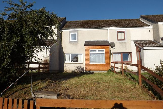 Thumbnail Terraced house for sale in Firhill, Alness