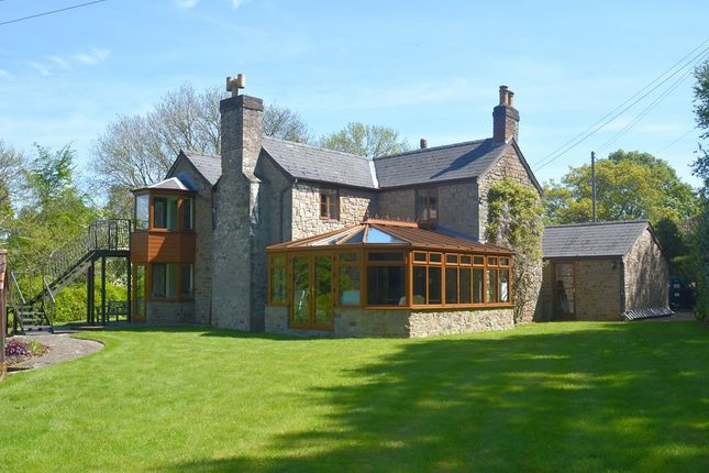 Thumbnail Detached house for sale in Howle Hill, Ross-On-Wye