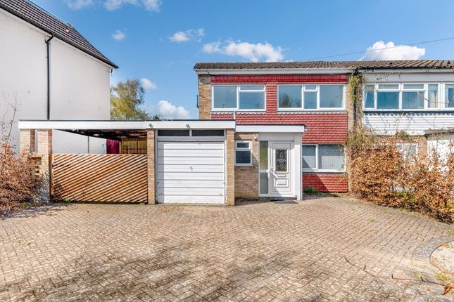 Thumbnail Semi-detached house to rent in Orchard Avenue, Croydon