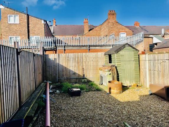 Garden of Glynne Street, Queensferry, Deeside, Flintshire CH5