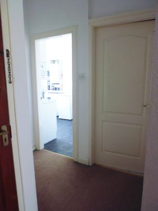 Hall  of Flat 2/1, 2 Eden Place, 179 High Street, Rothesay, Isle Of Bute PA20