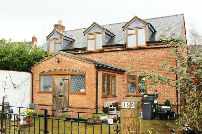 Thumbnail Detached house for sale in Baggrave End, Barsby, Leicester
