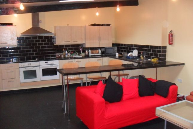 Thumbnail Shared accommodation to rent in Friargate, Preston