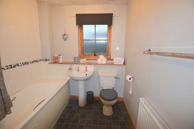 Bathroom of 23 Logan Way, Muir Of Ord IV6