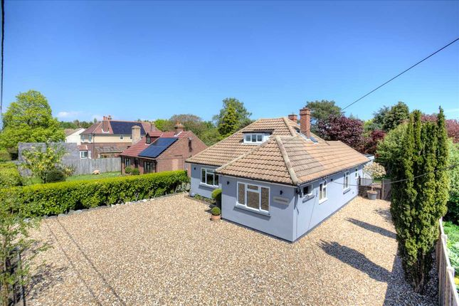 Thumbnail Bungalow for sale in Lansdowne, Straight Road, Bradfield, Manningtree