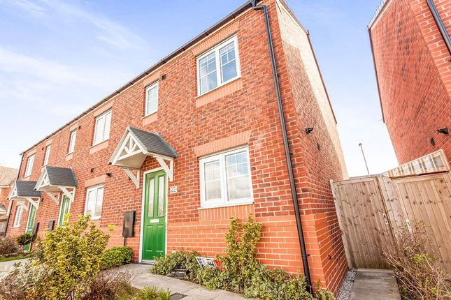 3 bed semi-detached house for sale in Cables Retail Park, Steley Way, Prescot