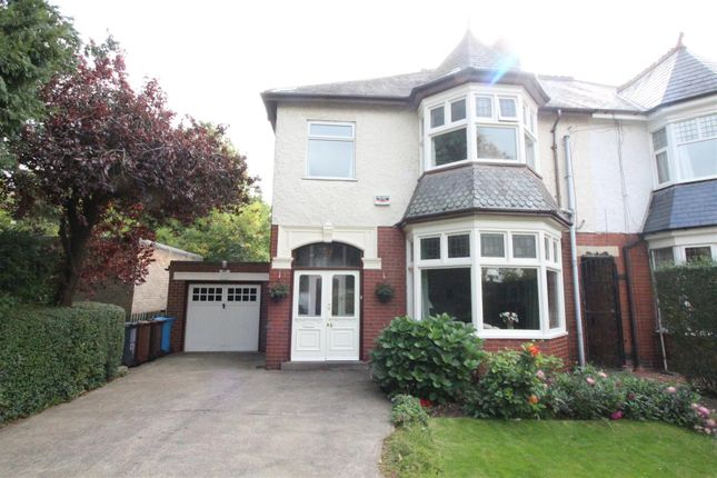 Thumbnail Semi-detached house for sale in Newland Park, Hull