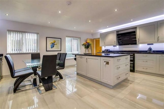 Thumbnail Detached bungalow for sale in Rectory Close, Stockton, Southam