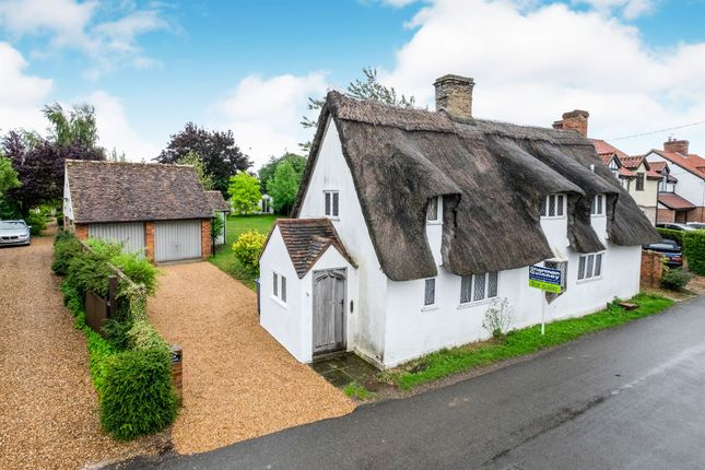 Thumbnail Property for sale in Button End, Harston, Cambridge