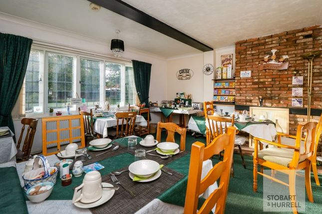 Dining Room of Bridge House, High Street, Coltishall, Norfolk NR12