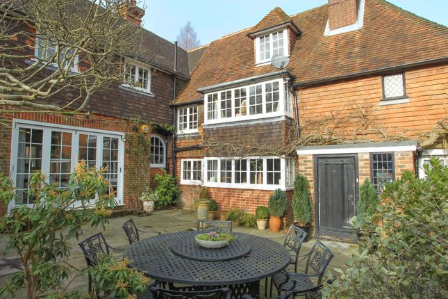 Thumbnail Terraced house to rent in Chuck Hatch, Hartfield, Hartfield, East Sussex
