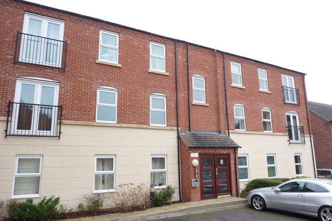 Thumbnail Flat to rent in Wilfred Owen Close, Shrewsbury