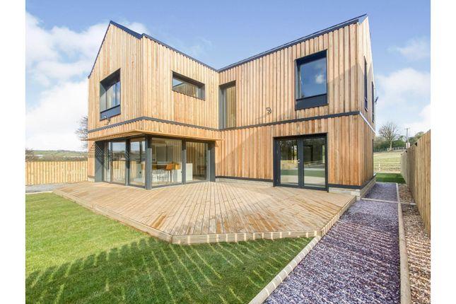 Thumbnail Detached house for sale in Greenmeadow Lane, Bradford