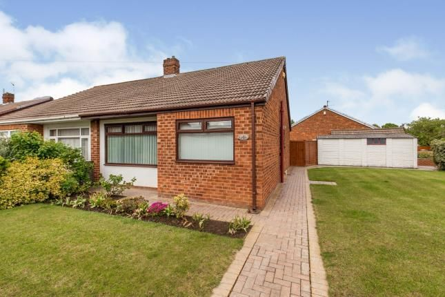 Thumbnail Bungalow for sale in Medbourne Gardens, Middlesbrough